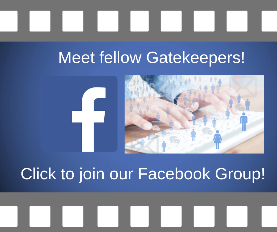 Click to join the Hollywood Gatekeepers Facebook Group!